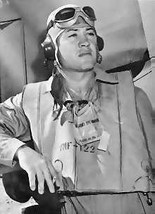 "Gregory ""Pappy"" Boyington. V.M.F-214, US Marines Corps. - Le blog du lignard"