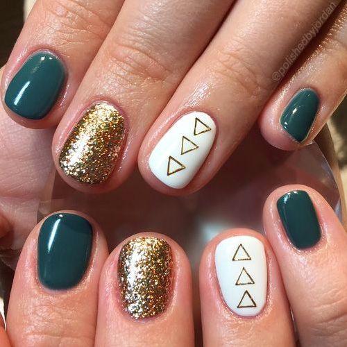 Best 25+ American Manicure Nails Ideas On Pinterest