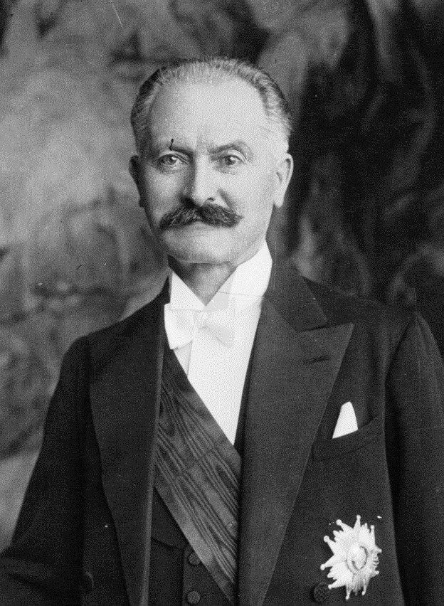 Albert Lebrun.