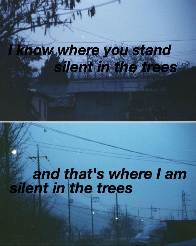 trees // twenty one pilots