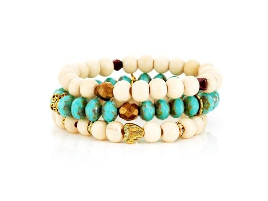 Cannes Stack by Bijouterie from Anita Patrickson on OpenSky