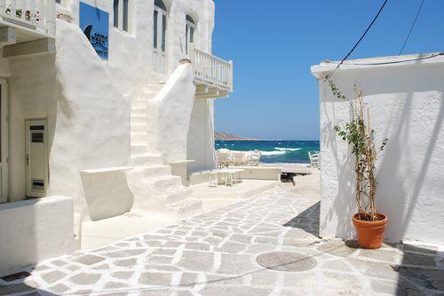 GreeceSantorini Greece, Bohemian Fashion, Favorite Places, Dreams Travel, Random Things, Things Greek, Wildest Dreams, Travel Plans, Brilliant Santorini