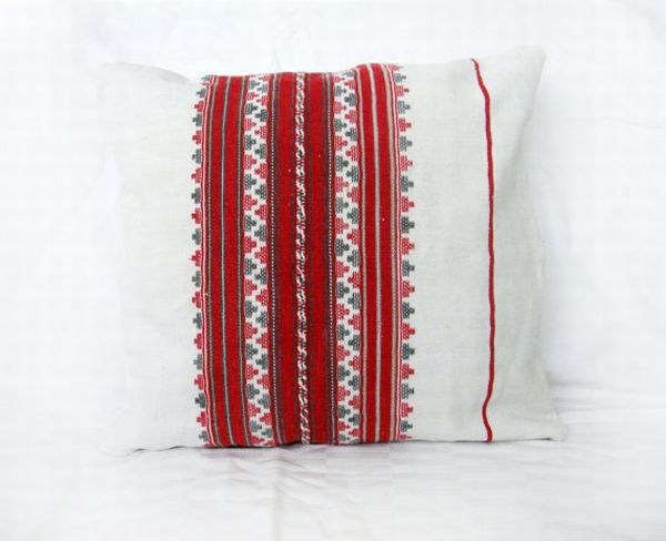 Traditional Romanian Pillow Covers