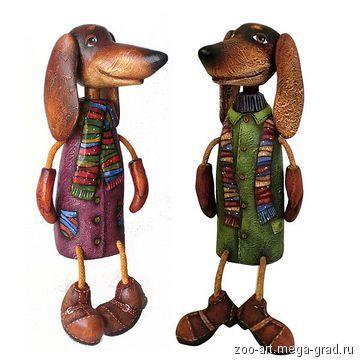 #toy #dog #dachshund #Hand-painted. - #Souvenirs #wood #Miniatures #figurines. #ART А гулять идем ?- 2 Такса. Скульптура. Дерево. Ручная роспись.19 см . - Сувениры и подарки из дерева. Ручная работа., игрушки зверята хэнд мейд. МегаГрад - авторская ручная работа