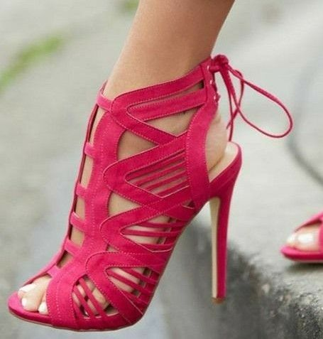 Nice pink Sandle. .u shud try one