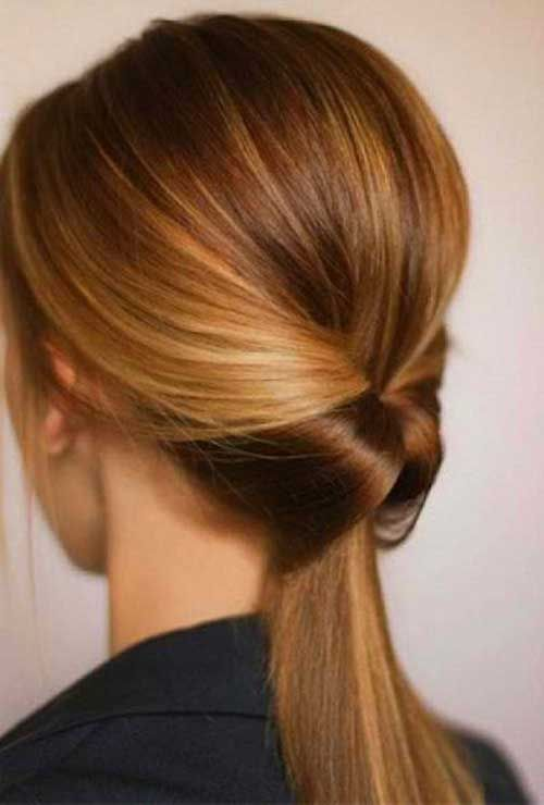 hair for interview