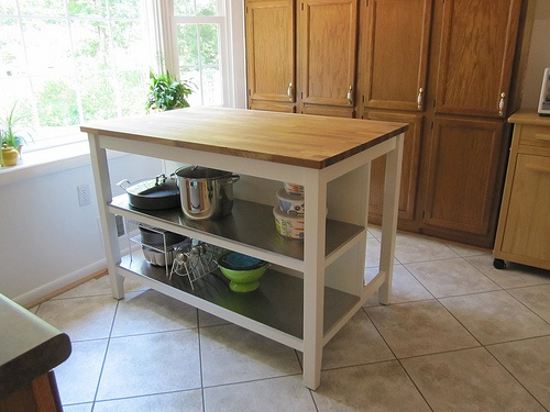 Another Image Of The Stenstorp Island It S Perfect For Our Kitchen Must Convince The