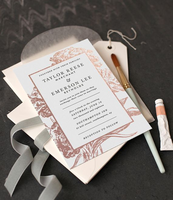 213 best Vintage Wedding images on Pinterest Card wedding - fresh invitation cards for new shop opening