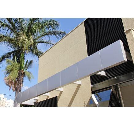 Revestimento ACM em alumínio para Fachadas | Strutural Vidros