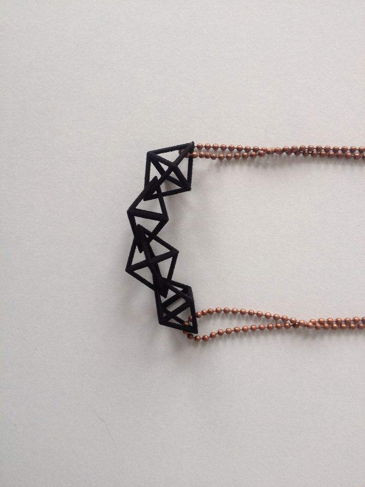 Ketting, 3D geprint