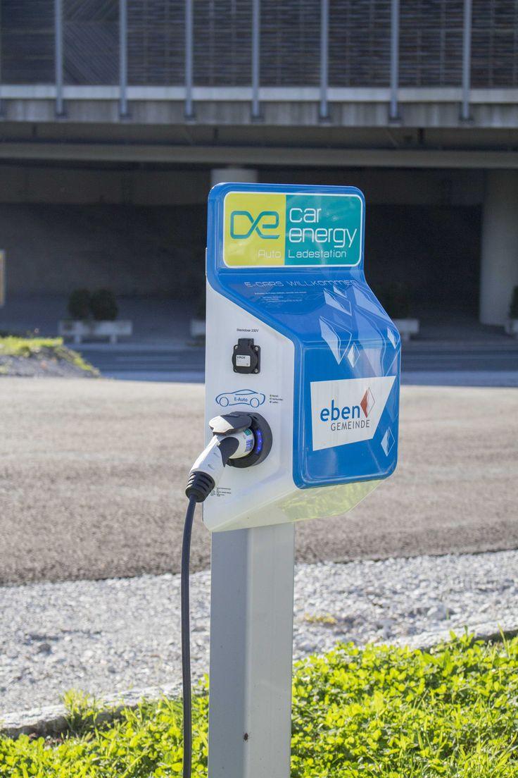 eCar Ladestation, Elektroauto, eMobility, Salzburg Eben,