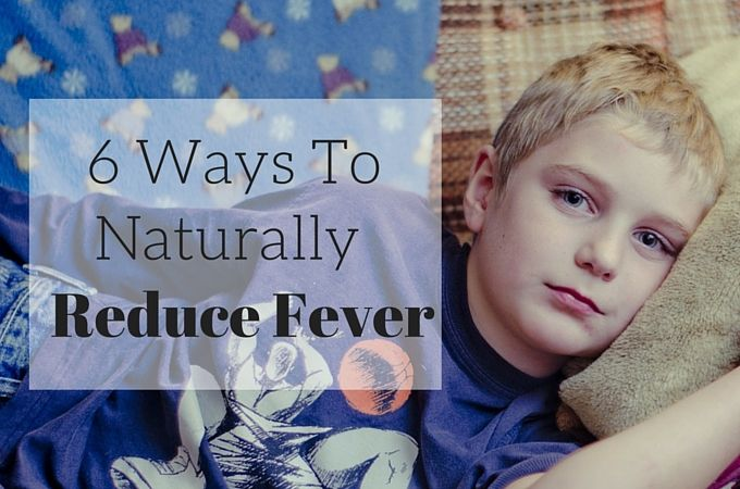 How Can I Reduce My Fever Naturally