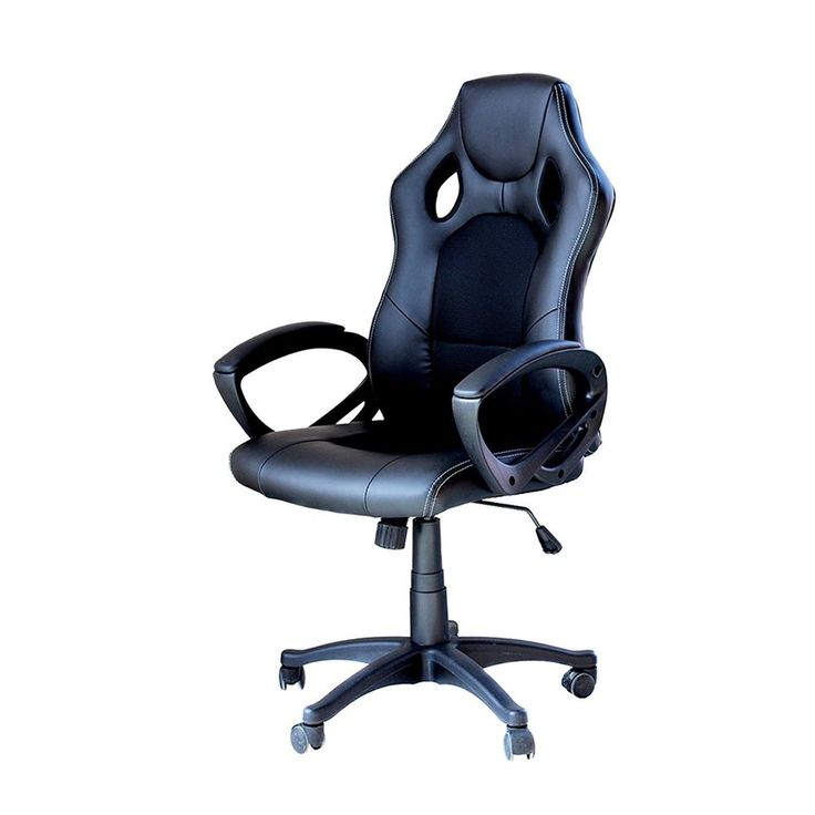 Video Gaming Racing Chair Home Office Computer Desk Chair Ergonomic High Back  #IDSHome