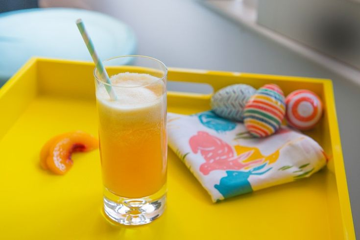 Peachy Ginger Blast