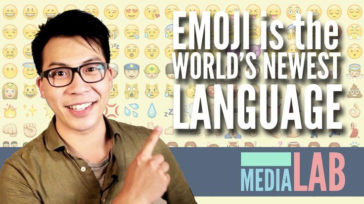 """Este vídeo es interesante puesto que nos demuestra como los """"Emoji"""" han causado gran impacto en la comunicación en el momento que el receptor crea un significado ante este, puede ser o no percibido el mensaje original.  #ComunicaciónYLinguística #NuevosLenguajes"""