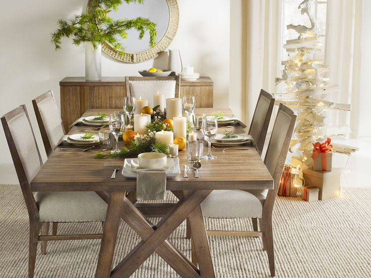 Treviso collection by HOOKER FURNITURE has the authentic feel of pieces that have lived a rich life as they aged beautifully through the centuries. #design #interior #furniture #classic #style #luxury #neo #european #contemporary #italian  #woodfurniture #wood #decor #traditional #homes #living #dining #room #dreamhouse #cottage #country #house #ideas #countryside #shabby #vintage #table #дизайн #интерьер #мебель #классический #итальянский #стиль #классика #стол #винтаж #гостиная #столовая