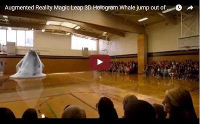 #HeyUnik  Ada Ikan Paus Melompat Dari Lantai Gedung Olahraga, Kok Bisa? #Video #YangUnikEmangAsyik