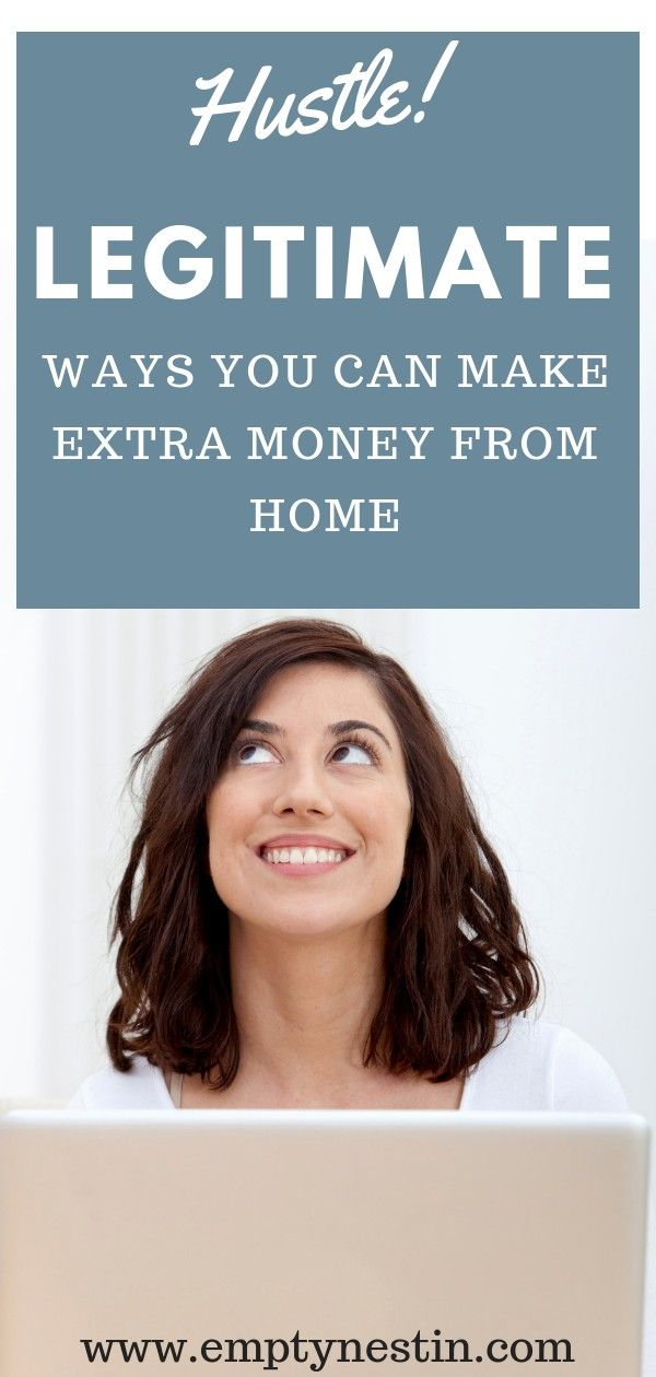 Hustle! Legitimate Ways You Can Make Extra Money From Home – Ideas