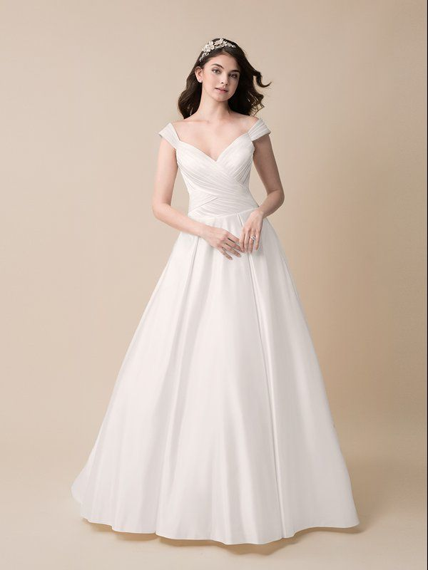 Trendy  best Ball Gown Wedding Gowns images on Pinterest Wedding dressses Affordable wedding dresses and Ball gown wedding