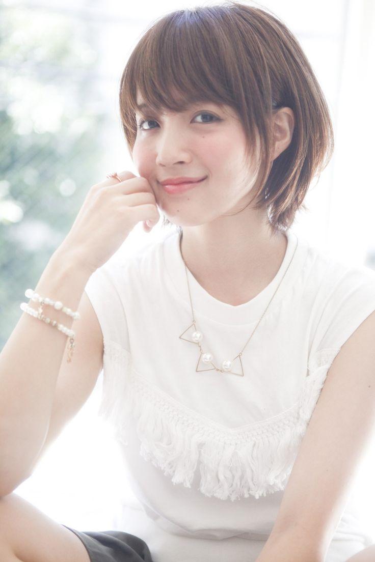 Japanese Short Hair Girls