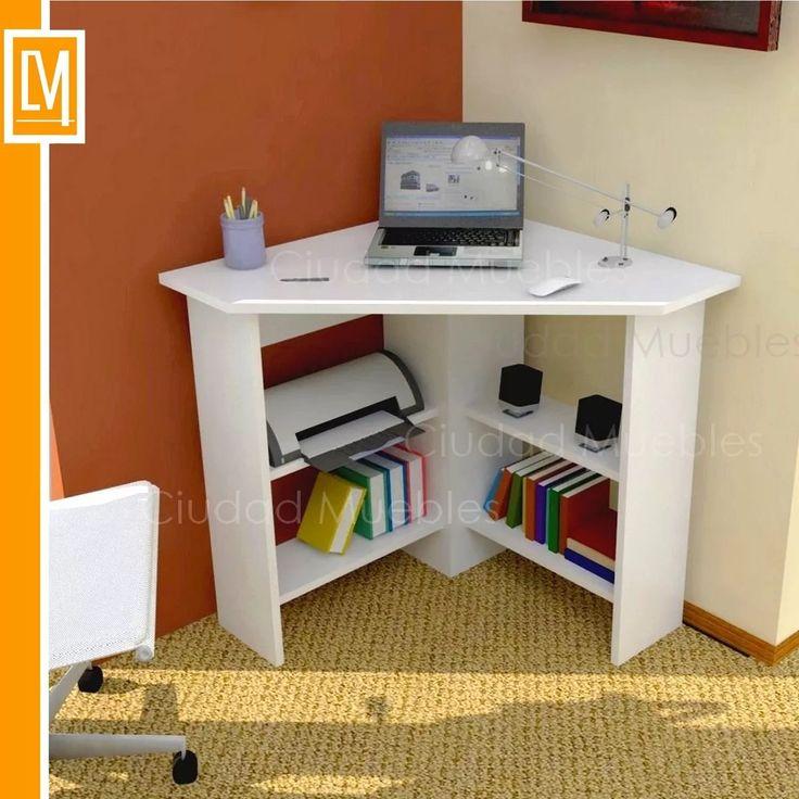 escritorio esquinero para notebook oferta lanzamiento