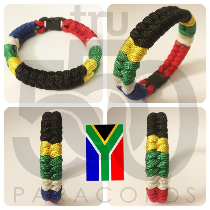 This original customize South Africa Flag Braceletis handcraft an very durable. This is perfect in so many different ways. Tru550.com has almost every style you need.