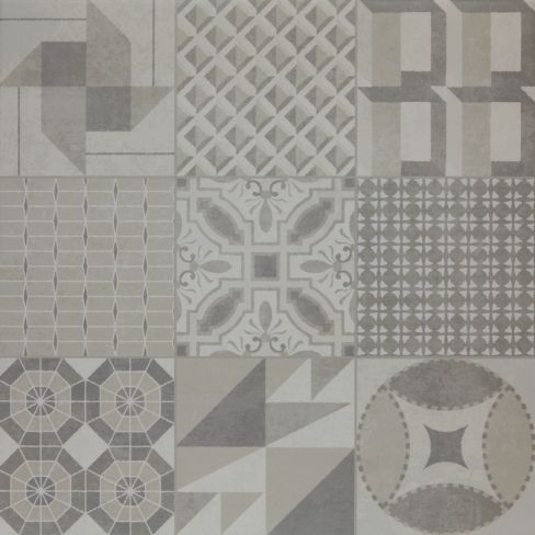 Essence Decor Neutro AC 60x60cm - Eliane Revestimentos Cerâmicos