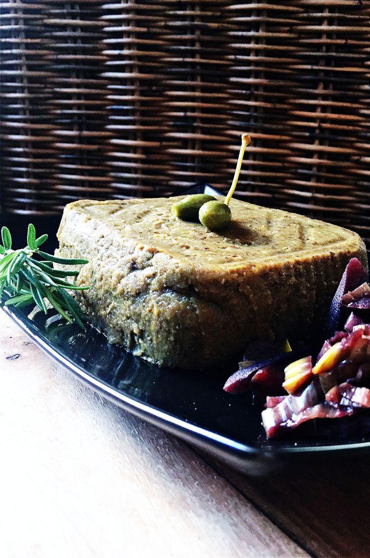 Sformato di Lenticchie e Kimpira | Vegetables Lentils Pie with Kimpira