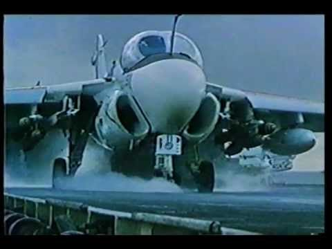 """Grumman """"Intruder"""" documentary/publicity film produced by Grumman and Aerolog approximately Lots of great in-cockpit views and carrier action."""