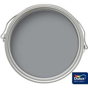 Dulux Matt Natural Slate Matt Emulsion Paint - dining room colour