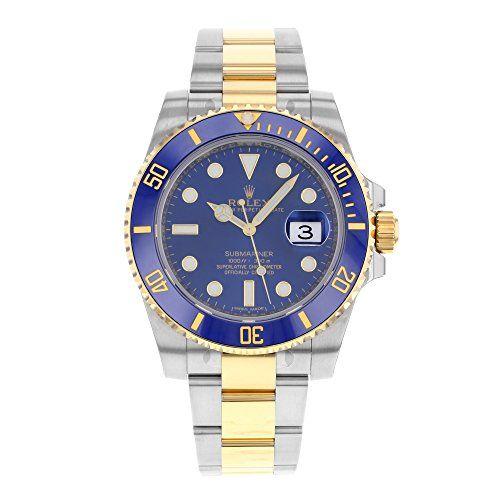 Find the best Rolex Submariner price for Rolex Submariner Date Watch: Yellow Rolesor - 904L steel and 18 kt yellow gold - 116613LB model #Rolex #Submariner #Watch