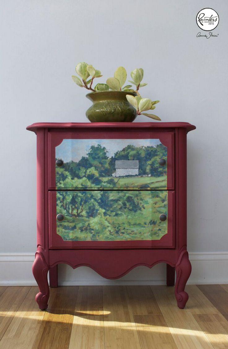 7 Best Burgundy Images On Pinterest Furniture Makeover