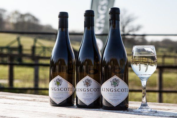 Book a wine tasting and tour of the lovely Kingscote Estate near East Grinstead.  Contact the vineyard or book on-line