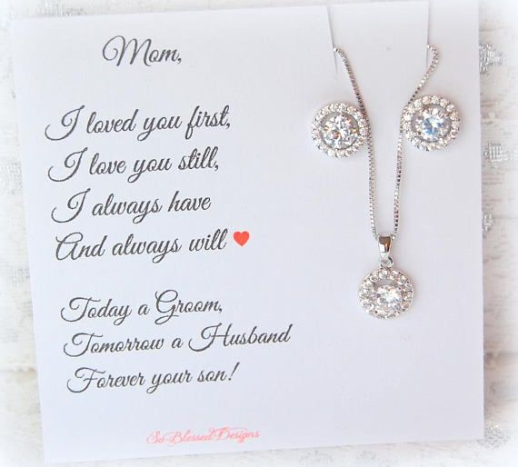Mother Of The Groom Gift Set Bride Ideas To From Daughter