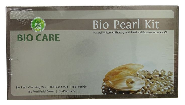 Bio Care Pearl Facial Kit Natural Whitening Therapy - 8.8 Ounce -- This is an Amazon Affiliate link. To view further for this item, visit the image link.