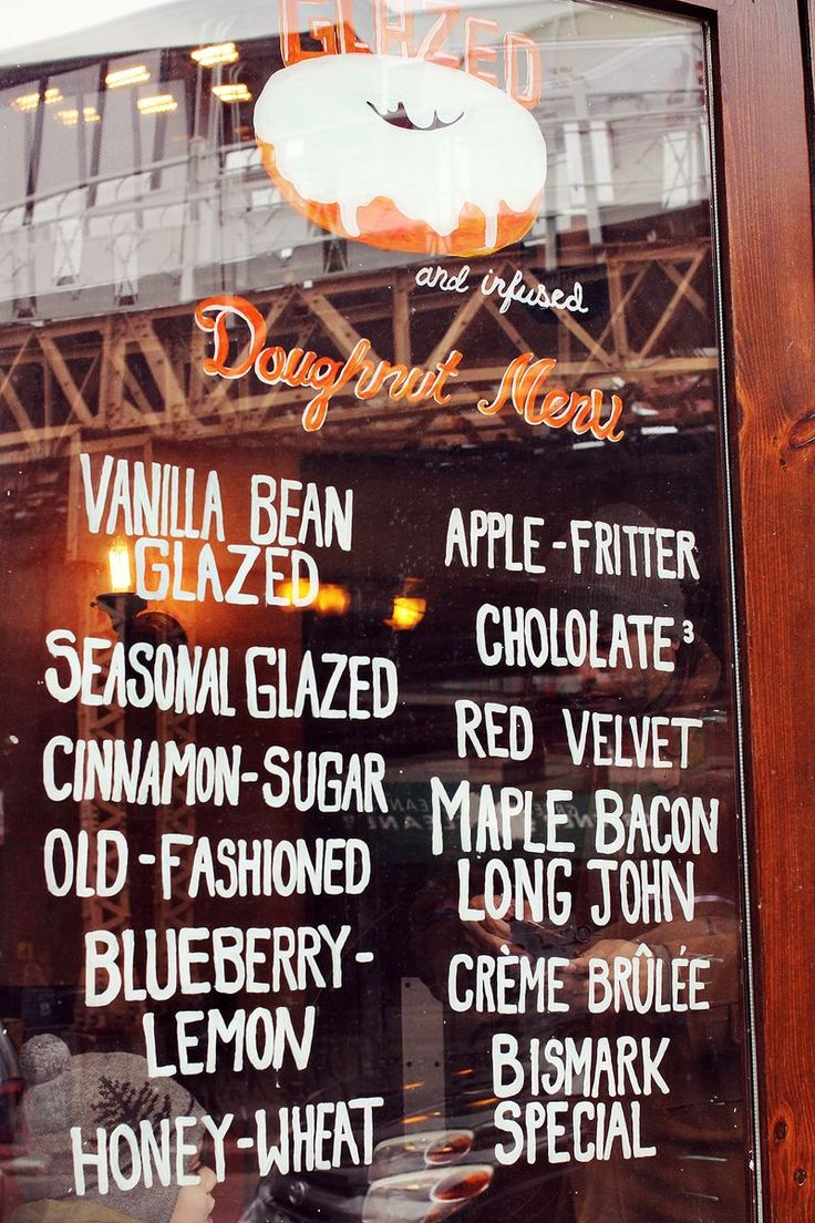 Glazed & Infused...A blog entry about places to go in Chicago :)