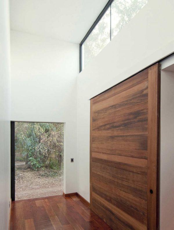 Sliding Wood Door