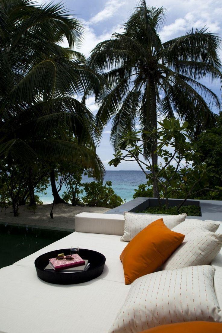 The Luxury Alila Villas Hadahaa Resort In The Maldives   Adelto