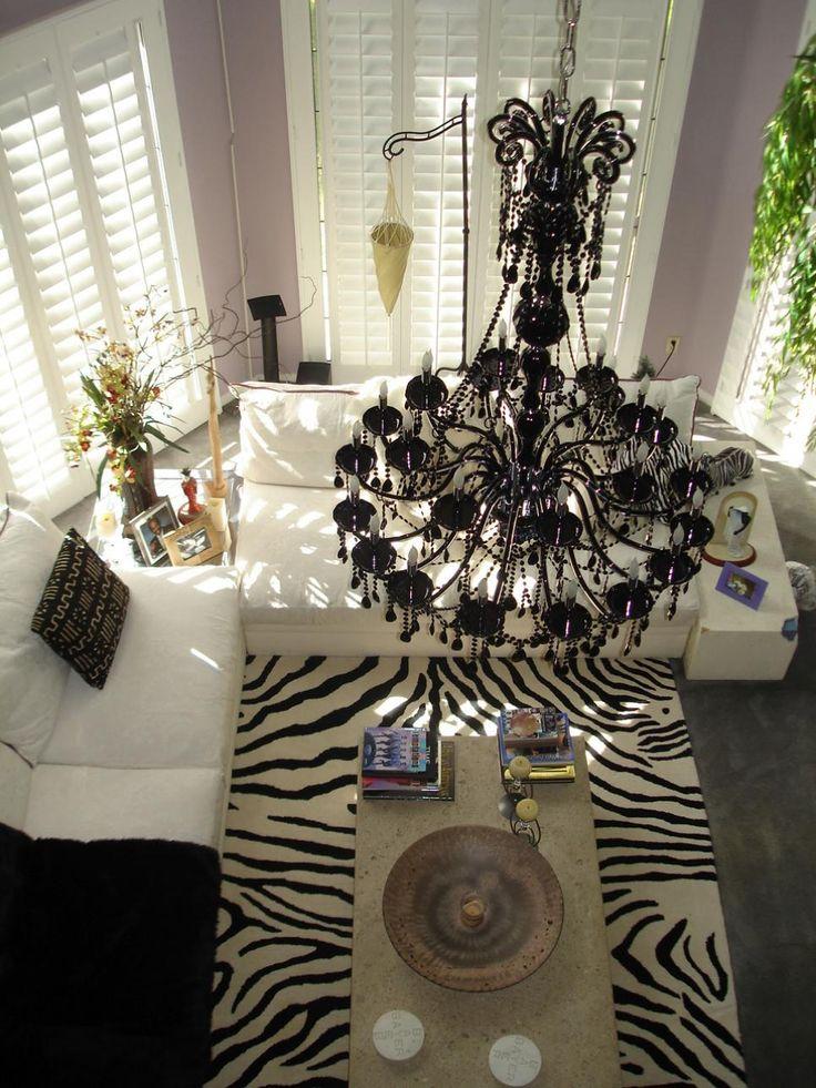 25 best ideas about zebra print rug on pinterest animal for Living room ideas with zebra rug