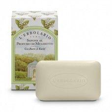 Gyöngyvirággal illatosított szappan - Rendeld meg online! Lerbolario Naturkozmetikumok http://lerbolario-naturkozmetikumok.hu/kategoriak/testapolas/szappanok