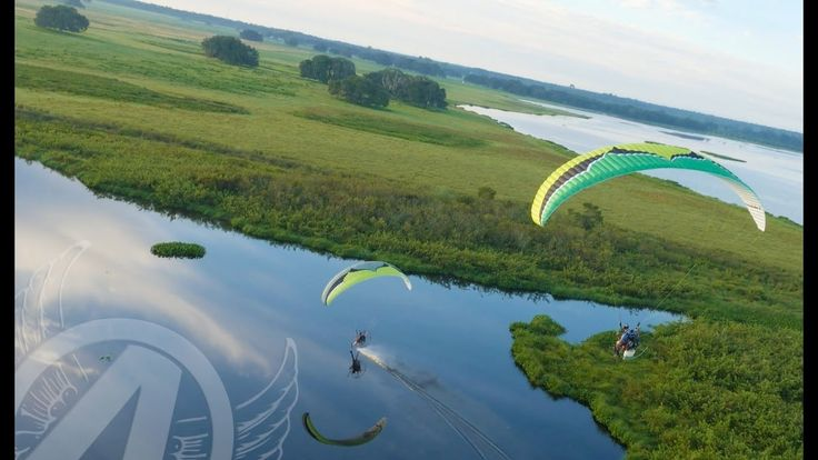 Any Given Tuesday - A Paramotor Adventure in 4K