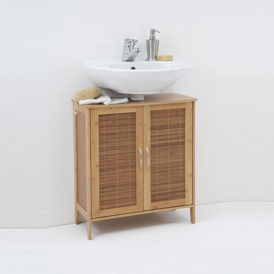 Bamboo Vanity Bathroom Images Design Inspiration