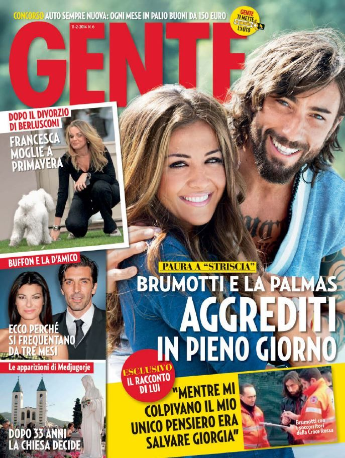 Gente - 11 Febbraio 2014