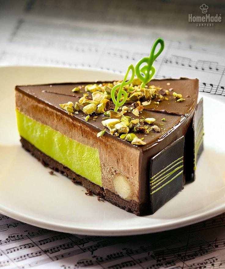 Mozart Cake (no recipe)