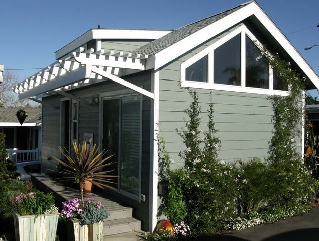 Decorate a model home