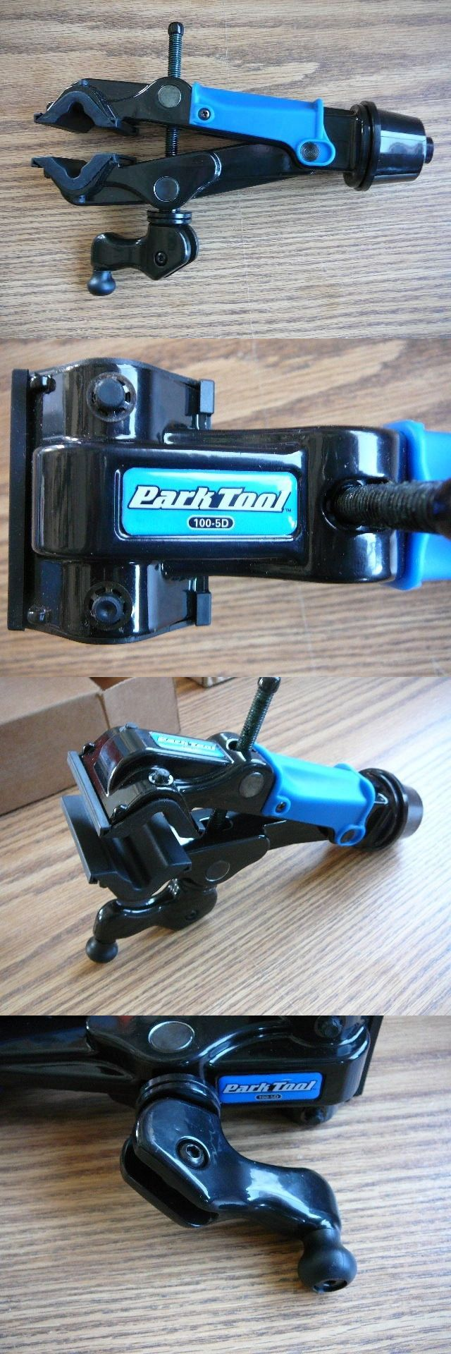 Other Bike Maintenance and Tools 177848: Park Tool 100-5D Pro Micro Adjust Stand Clamp For Tube Sizes 7/8 To 3 New -> BUY IT NOW ONLY: $125 on eBay!