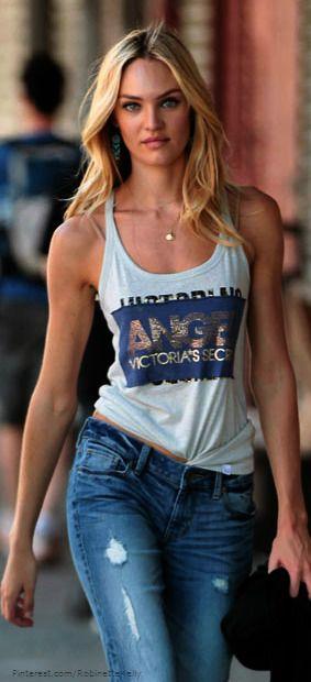 Street Style | Candice Swanepoel