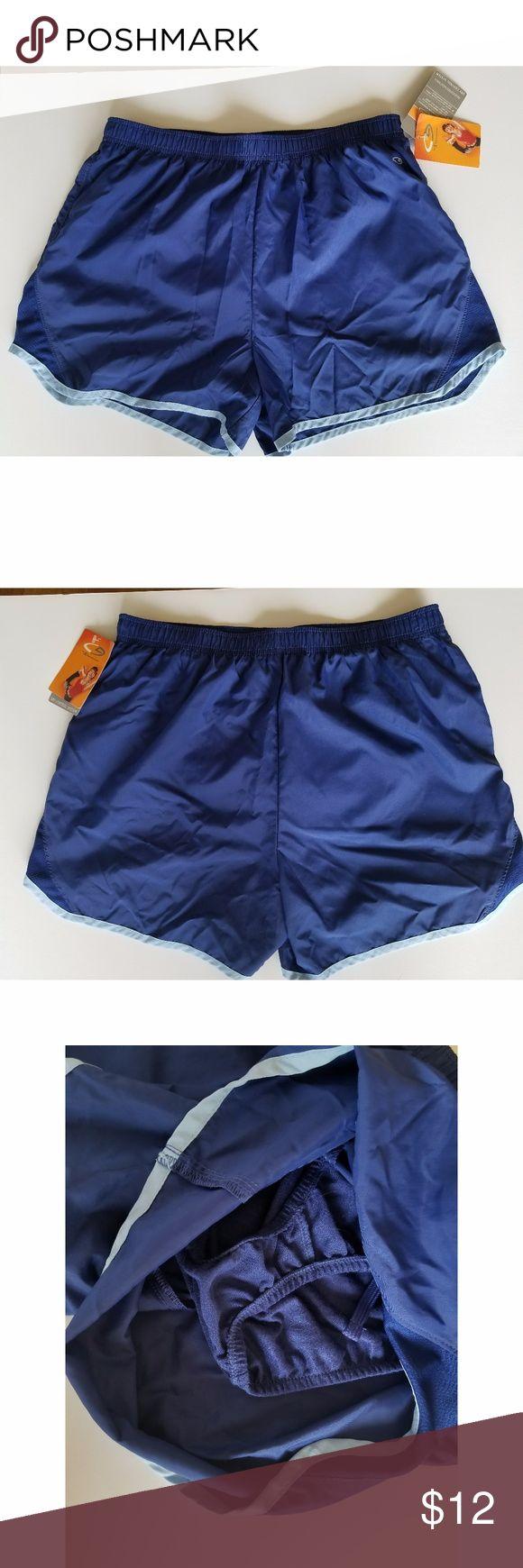 Selling this Champion Running Shorts on Poshmark! My username is: uptownbella. #shopmycloset #poshmark #fashion #shopping #style #forsale #Champion #Pants