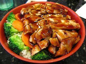 Ayam Teriyaki Ala Jepang