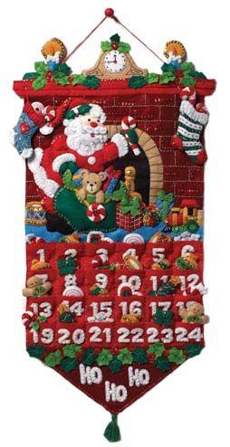 Bucilla Advent Calendar